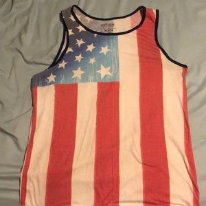 🔥Make an Offer! Urban Pipeline American Flag Tank